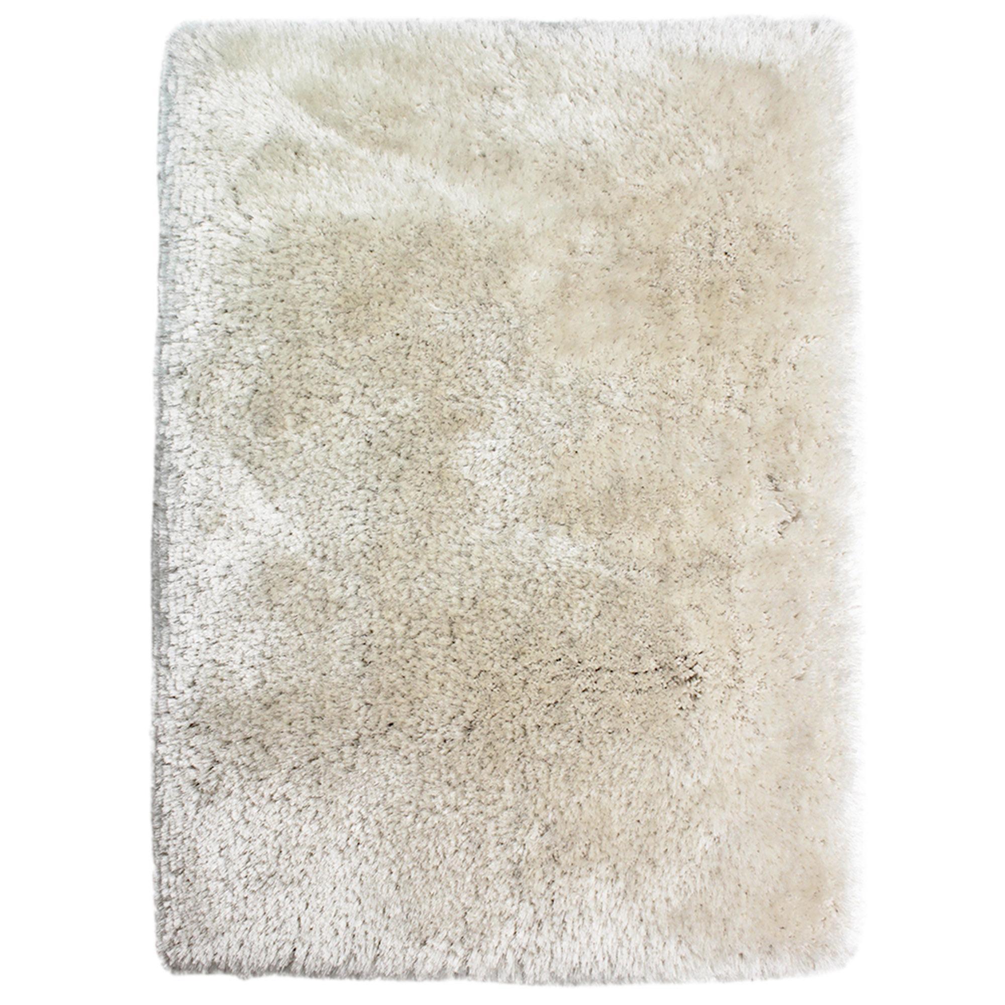 ivory jewel shaggy rug XHSTFBL