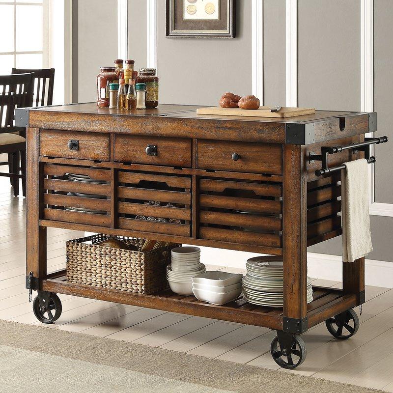 kaif kitchen cart OUICBAZ