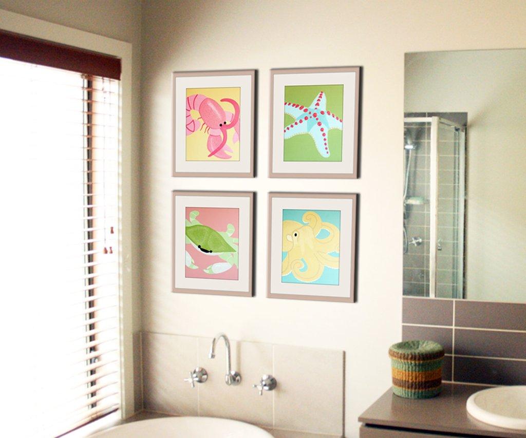 Instill Sweet Memories with Kids Bathroom Ideas