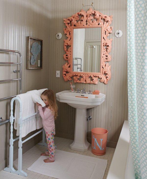 kids bathroom ideas totally chic kids bathroom RDWHHVB