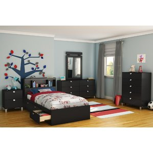 kids bedroom furniture set spark platform configurable bedroom set ZINDHDO