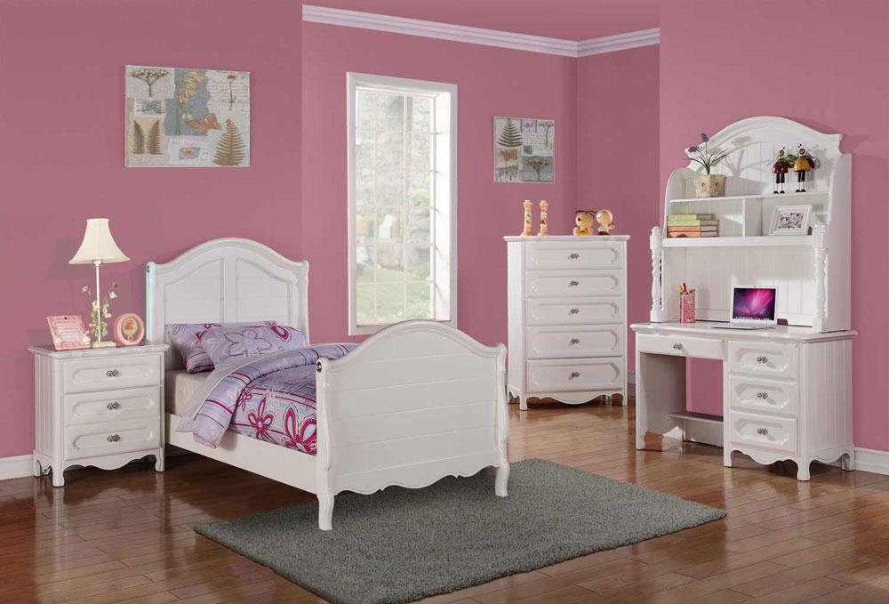 kids bedroom furniture sets white kids bedroom set heyleen AZWJALX