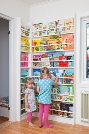 kids bookshelf love this! for tayloru0027s room. hmmm...i bet i could TRNCZRR