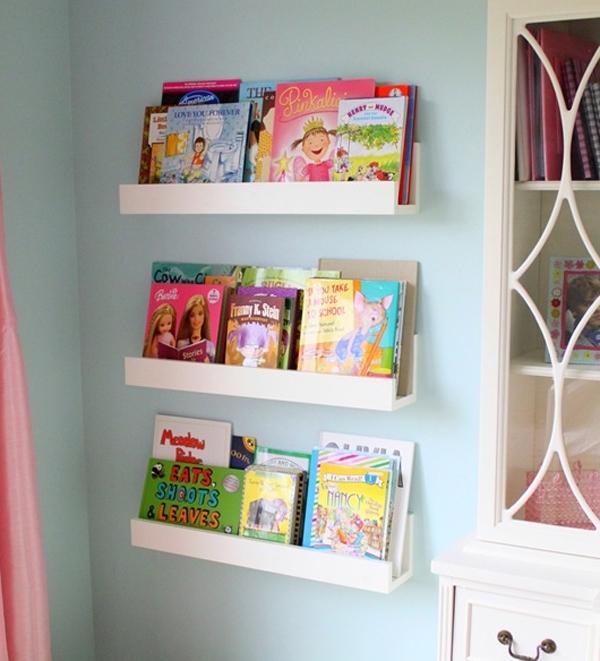 kids bookshelves 10 cute minimalist bookshelves for kids rooms IYDLUZH
