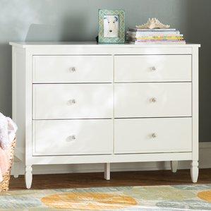 kids dresser arinna 6 drawer double dresser JKJNMUP