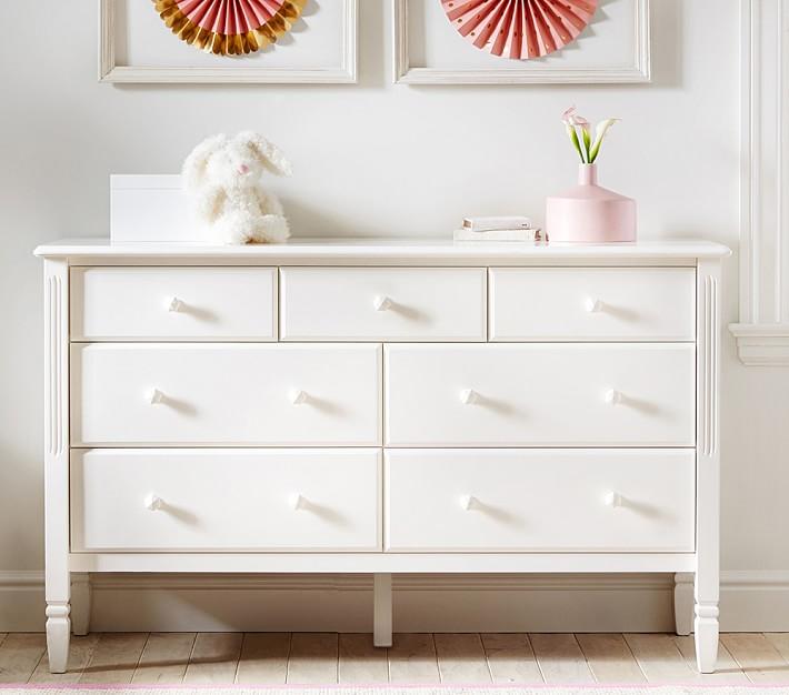 kids dressers madeline extra-wide dresser | pottery barn kids VOVYTNZ