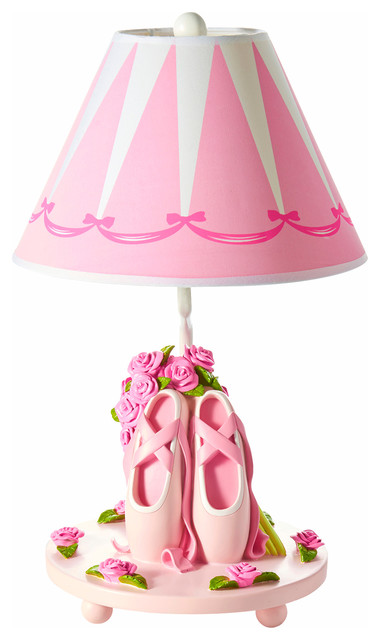 kids lamps ballet bouquet lamp contemporary-kids-lamps VNMHMII