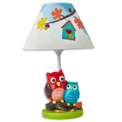 kids lamps fantasy fields enchanted woodland kidsu0027 table lamp ZFXPPCT