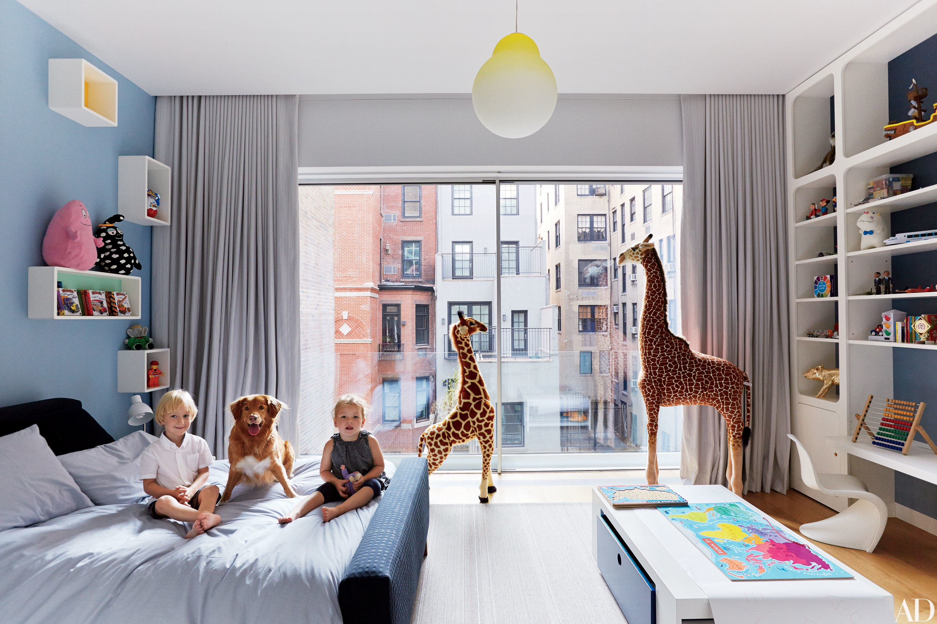 kids room 55 stylish childrenu0027s bedrooms and nurseries photos | architectural digest TGIECNF