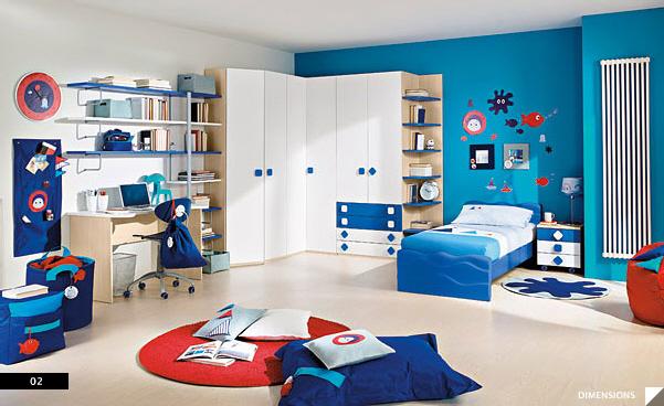 kids room furniture maker: columbini UYFTPBO