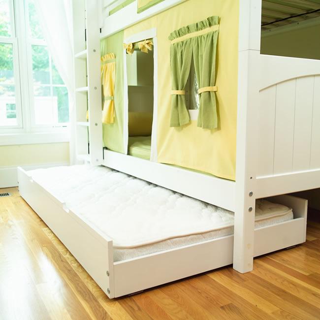 kids trundle beds trundle bed or drawer by maxtrix kids RGUEHLR