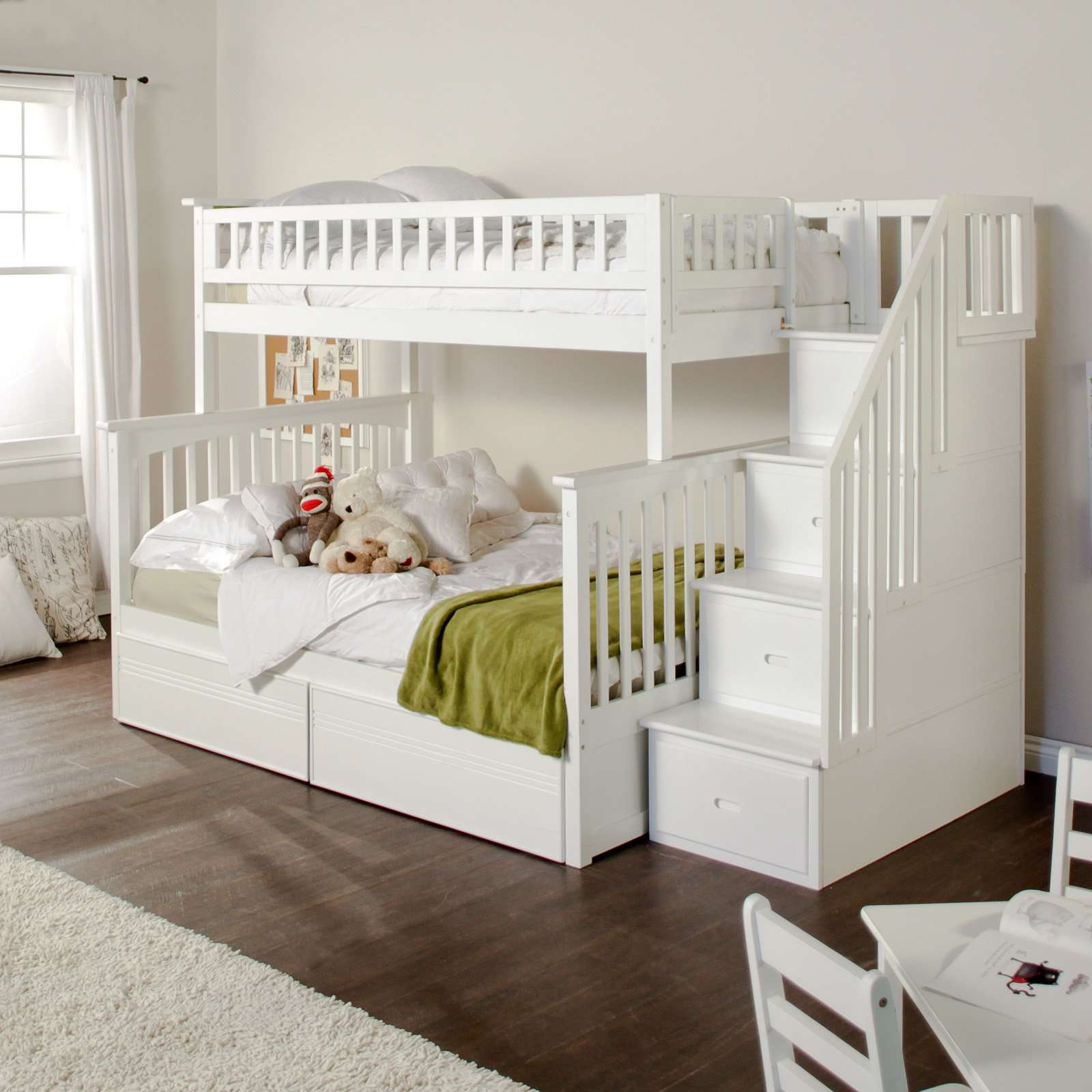 kids trundle beds white trundle beds for children ETAHKBI