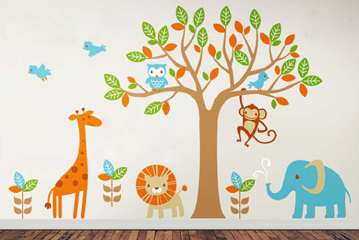 kids wall decals kids room kids rooms decals wall murals boys room stickers EVGZMWE