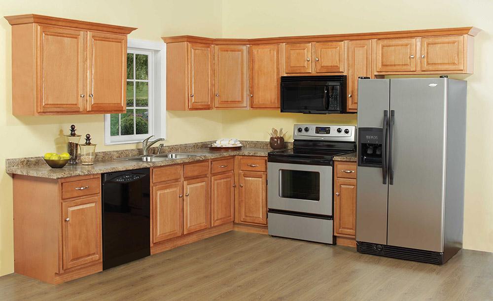 kitchen cabinets regal oak regal oak BLXCBSV