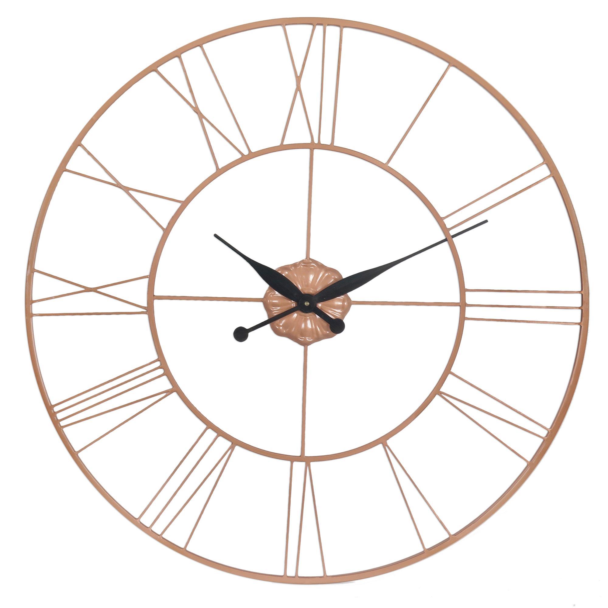 kitchen clocks copper galvanised clock WMWMXSD