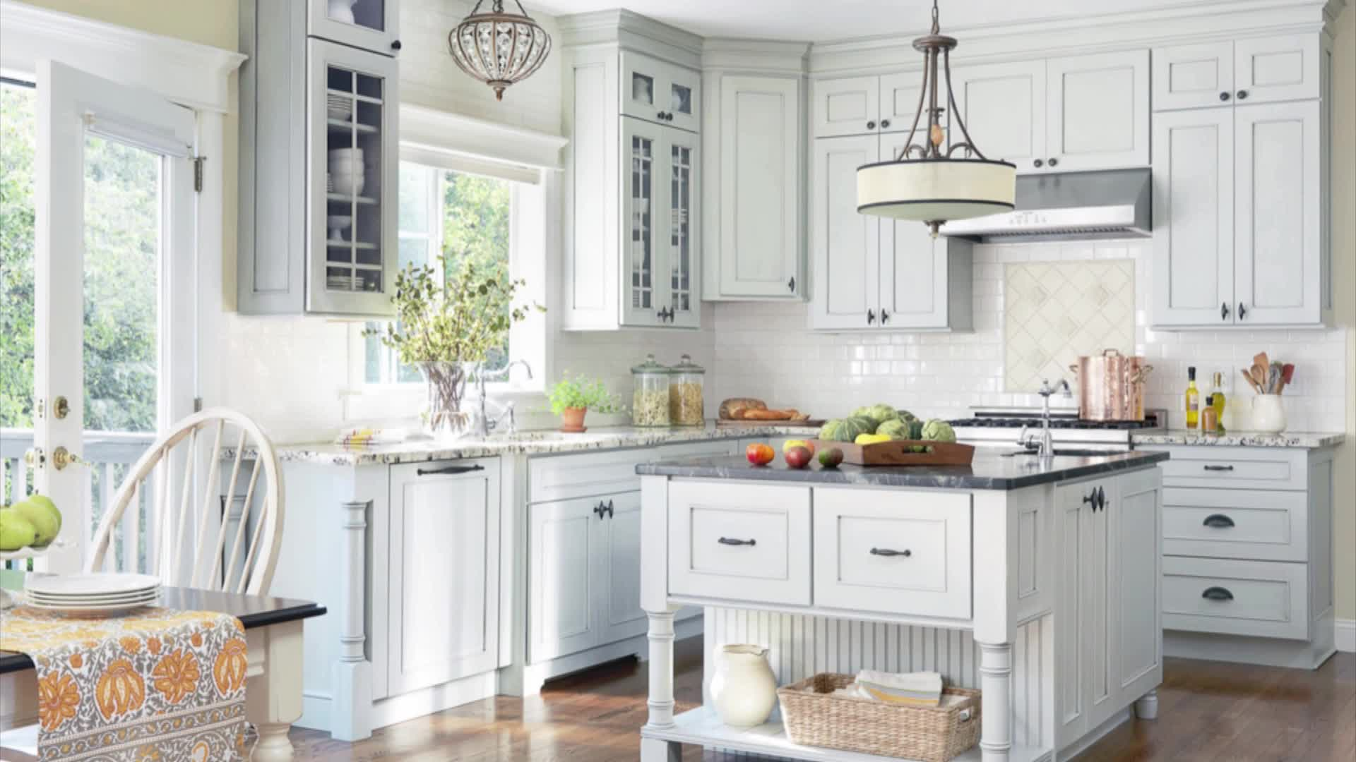 Kitchen Color Schemes for a Classy Environment