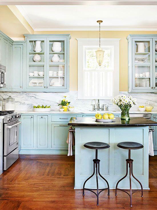 kitchen color schemes kitchen cabinet color choices KZPHDAA