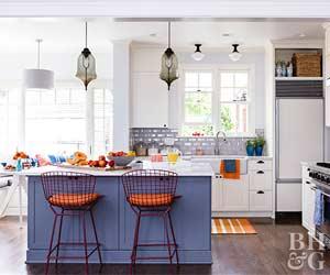 kitchen color schemes no-fail kitchen color combinations VHWPRHE