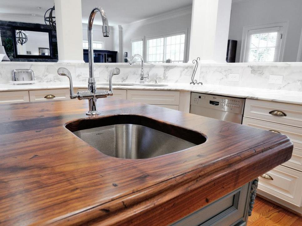 Eco friendly and stylish kitchen counter tops