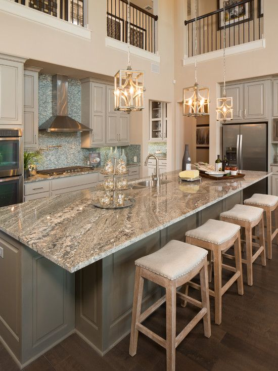 kitchen countertop ideas best 25+ kitchen countertops ideas on pinterest | kitchen counters, marble kitchen QOIVCEP