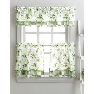 kitchen curtain cherelle herb graden kitchen curtains JZWETLY