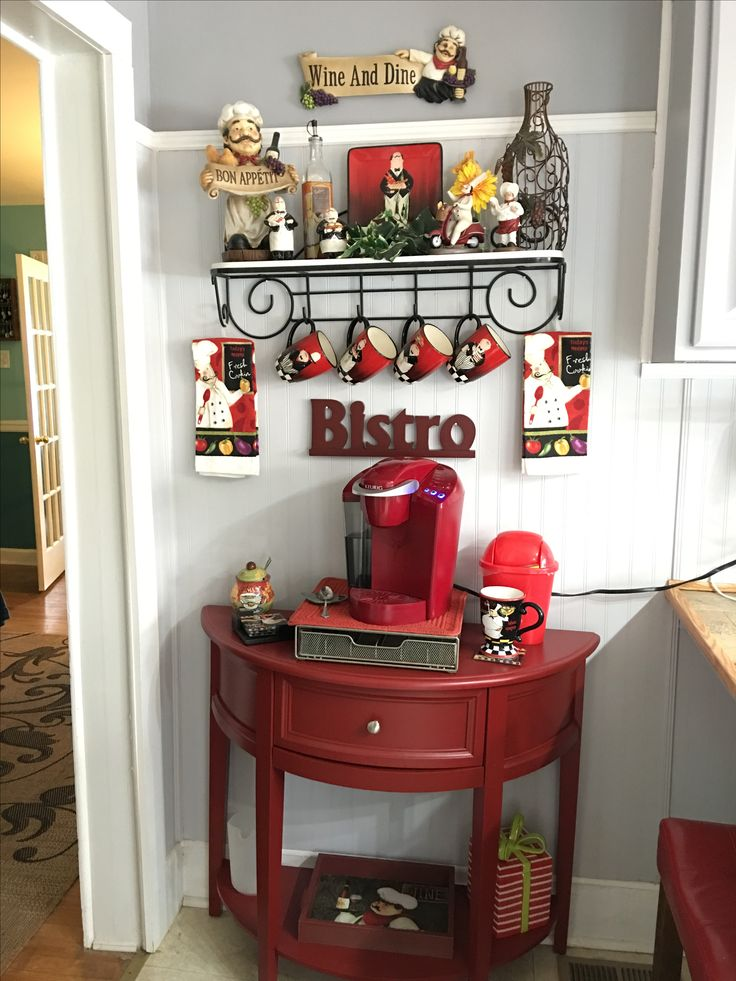kitchen decor ideas chef bistro decor BJVQGEN
