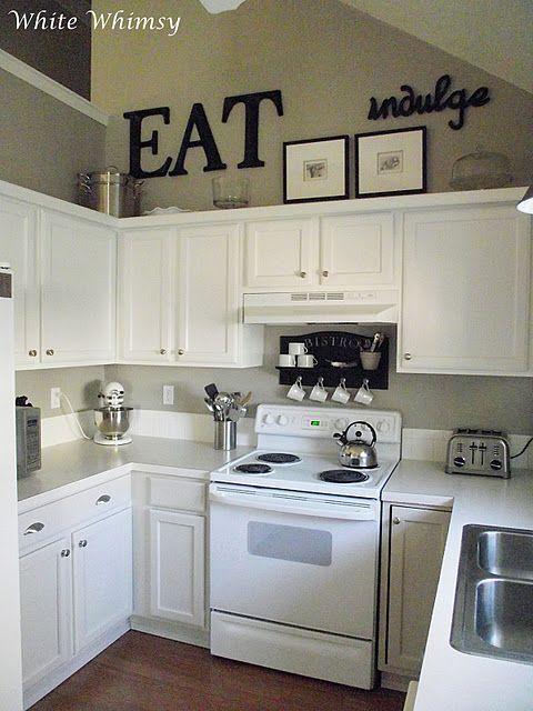 kitchen decor ideas really liking these small kitchens! LGJQZES