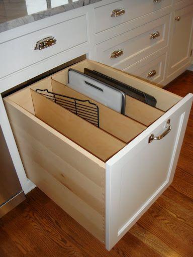 kitchen drawers aokat15u0027s u-shaped kitchen:  HIJUCFB