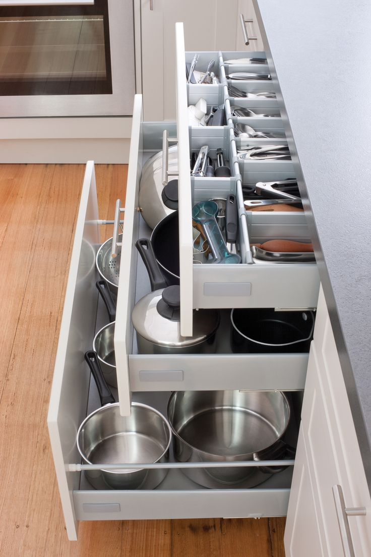 kitchen drawers keep your kitchen in order with our pot drawers and cutlery drawers! visit LYFKZMQ