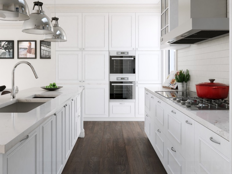 kitchen floors kitchen flooring ideas and materials - the ultimate guide ZZMZVEI