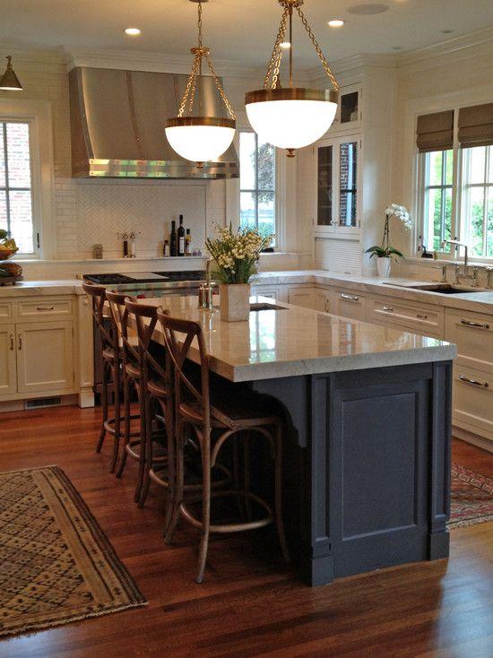 kitchen island design 17+ kitchen islands - best design for kitchen furniture ideas WFPVHZI