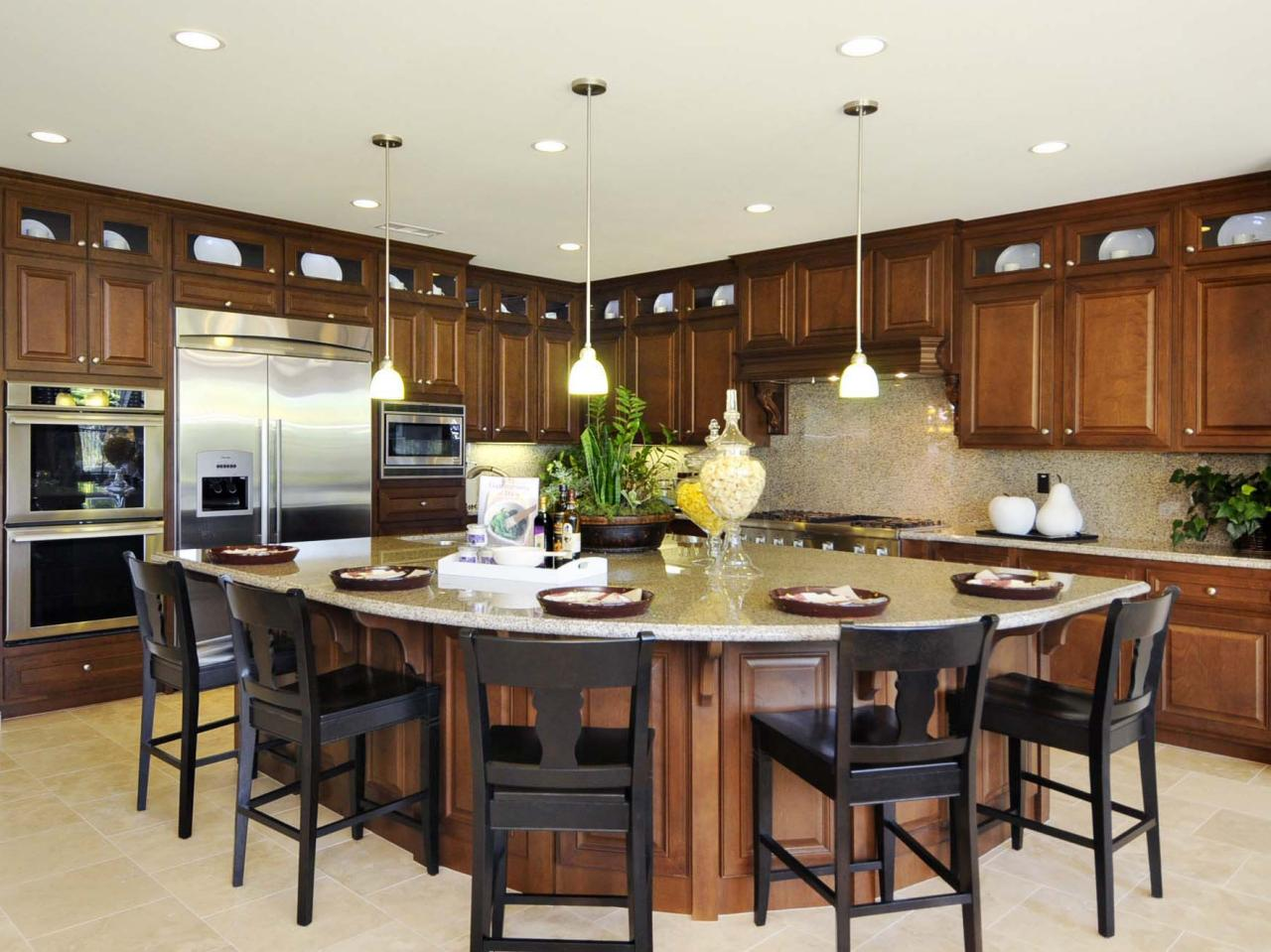 kitchen island design ideas DPTXPWY