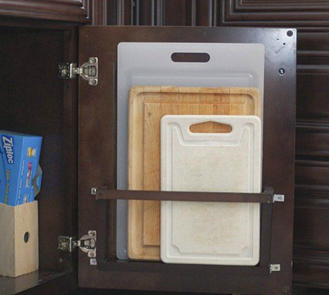 kitchen storage solutions 10 hidden spots in your kitchen you could be using for storage KWJJCPU