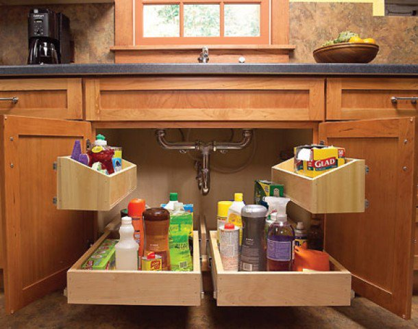kitchen storage solutions 34 insanely smart diy kitchen storage ideas UZGWPJI