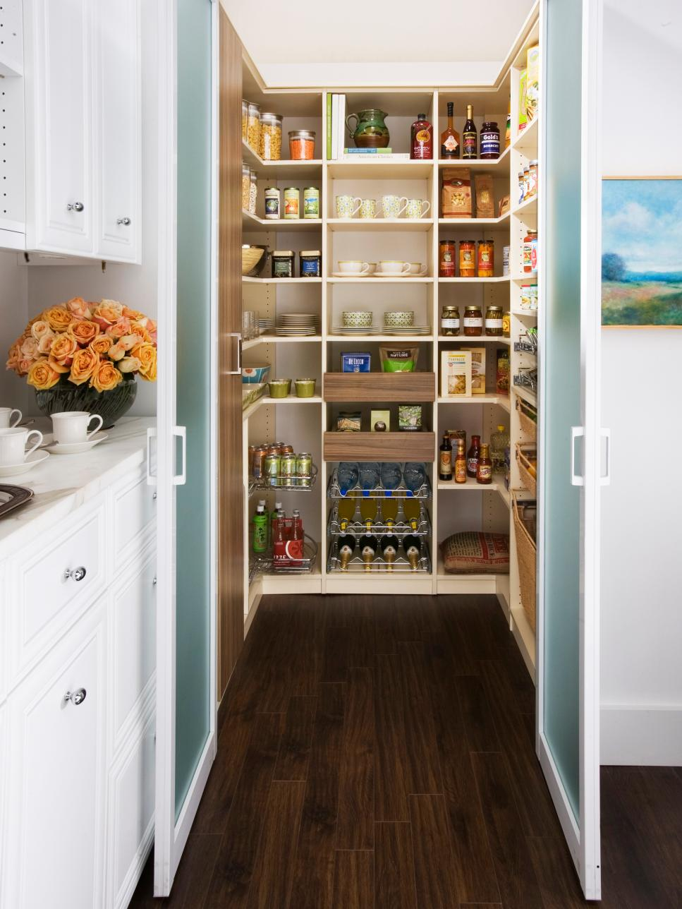 kitchen storage solutions kitchen storage ideas | hgtv YSNSFKN