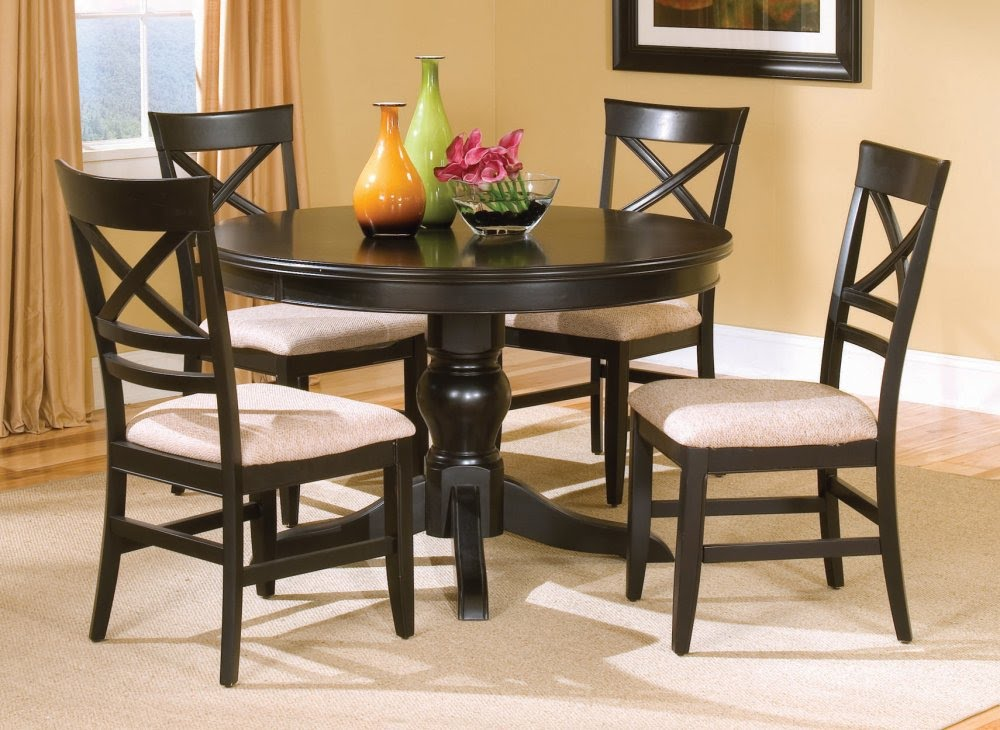 kitchen table and chairs - painting kitchen table and chairs black - youtube APDDTXD