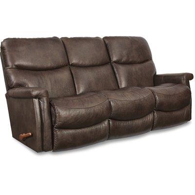 la-z-boy baylor leather reclining sofa u0026 reviews | wayfair CJEZHTK