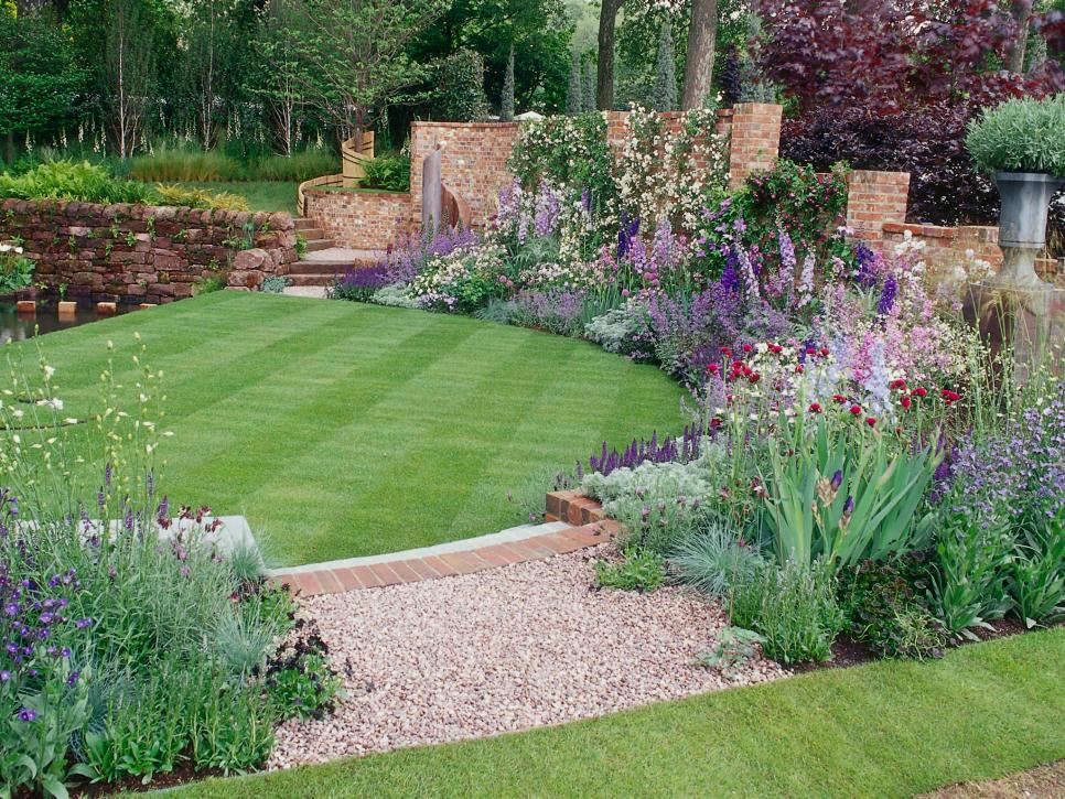 landscape ideas backyard ideas | hgtv CBKGQUF