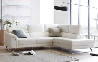 leather corner sofa fellini left hand facing 2 piece corner sofa new club JBCXOIH