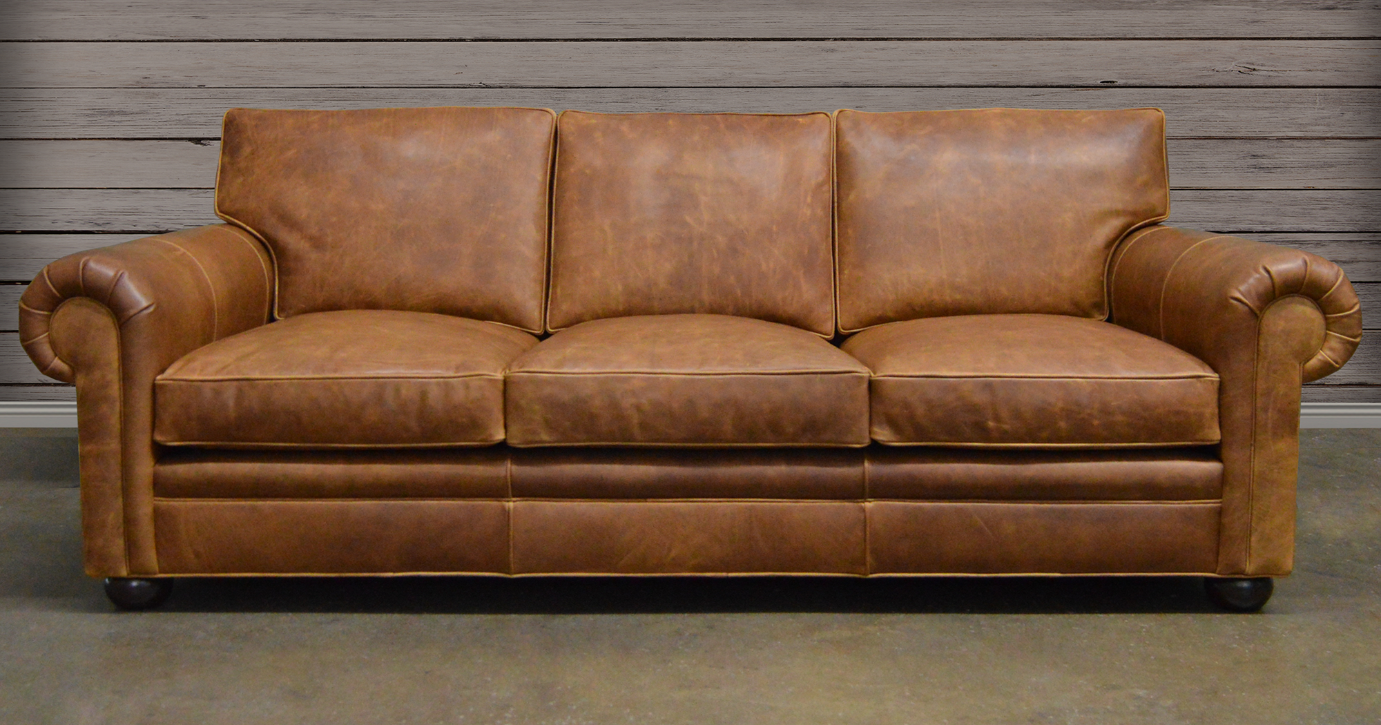 leather furniture langston. italian brentwood tan. reno leather sectional sofa ... ONXXWPB
