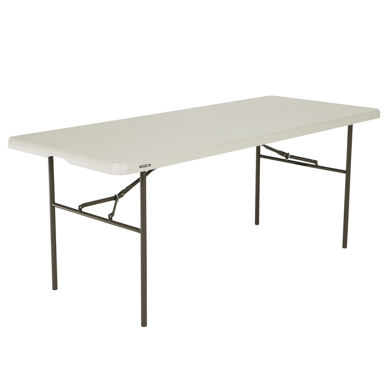 lifetime 6ft standard blow mould trestle table | bunnings warehouse MRWWEDS