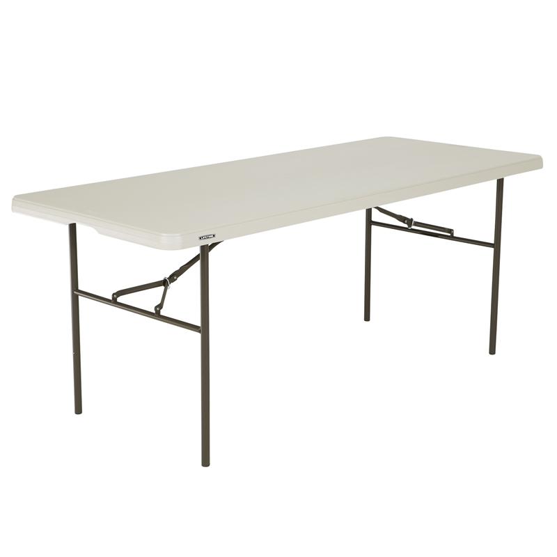 lifetime 6ft standard blow mould trestle table | bunnings warehouse MRWWEDS