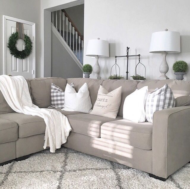 living room couches farmhouse living room from modern farmhouse, farmhouse style, promote -  modern living HPBWXXJ