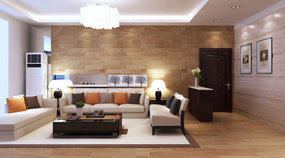 Living Room Designs for Aesthetic Appeal of Your Home