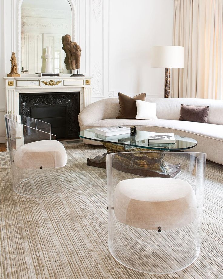 Lucite Furniture for Contemporary Home Setting