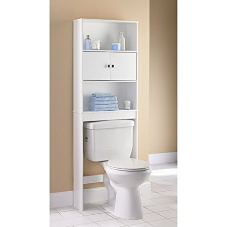 mainstays bathroom space saver (spacesaver) ZTYMPZZ