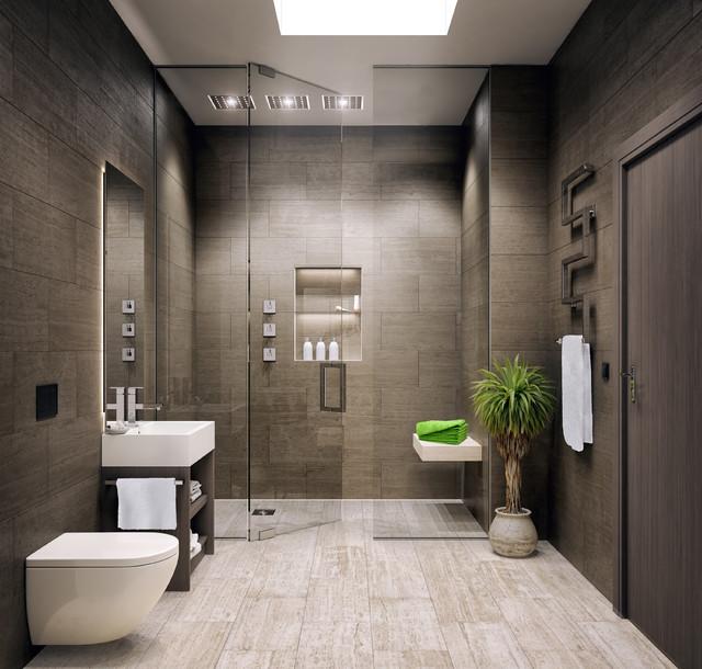 modern bathroom design le bijou studio apartment modern-bathroom LWFLSVW