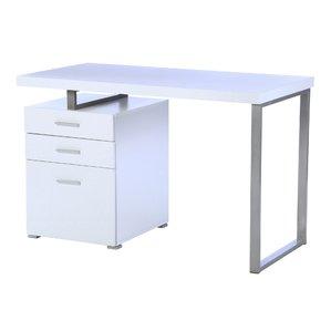 modern desk modern desks | allmodern FRONDXM