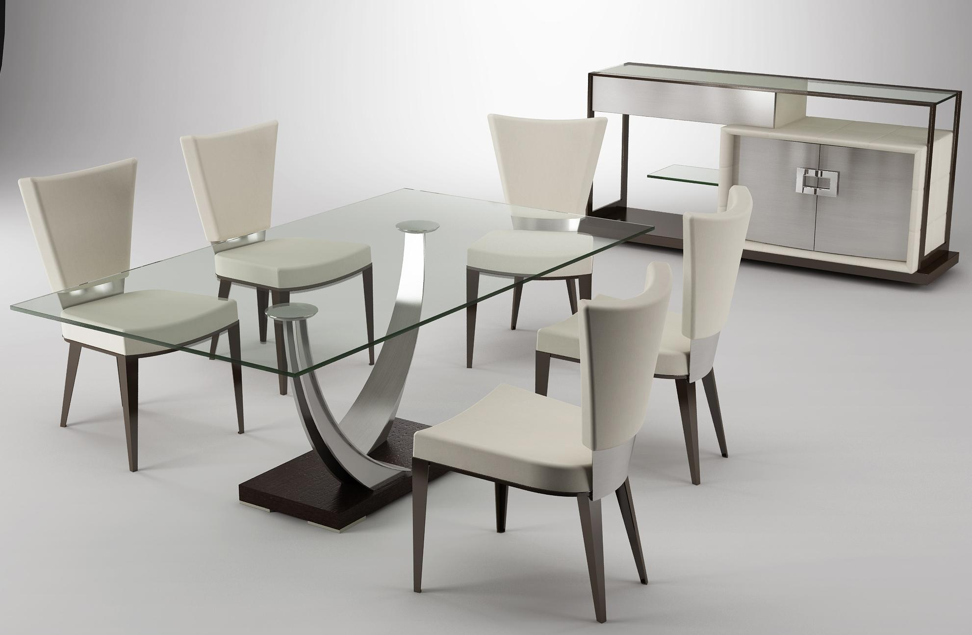 modern dining table - your top choice for a modern home Cool Dining Sets