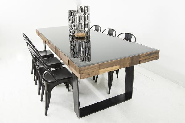 modern dining table kubist dining table · kubist dining table ... BIFDUPC